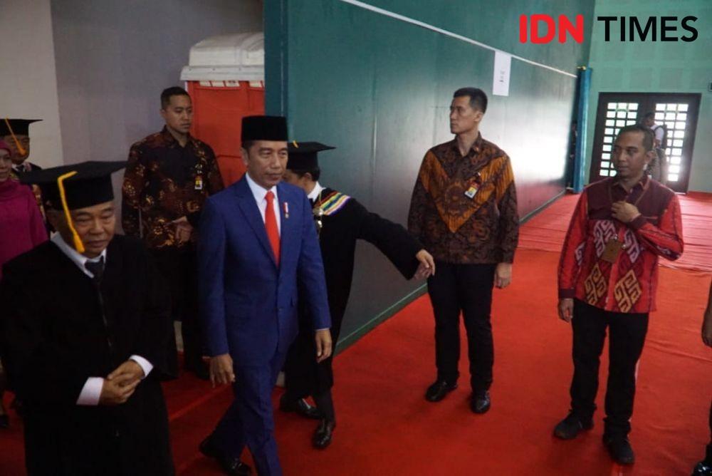 Jokowi Minta Pengajar Bisa Ciptakan Lulusan dengan Hybrid Skill