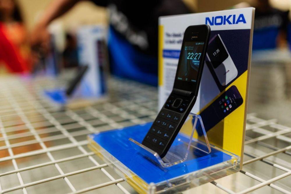 Review HP Lipat Terbaru, Ini 7 Fitur dan Spesifikasi Nokia 2720 Flip