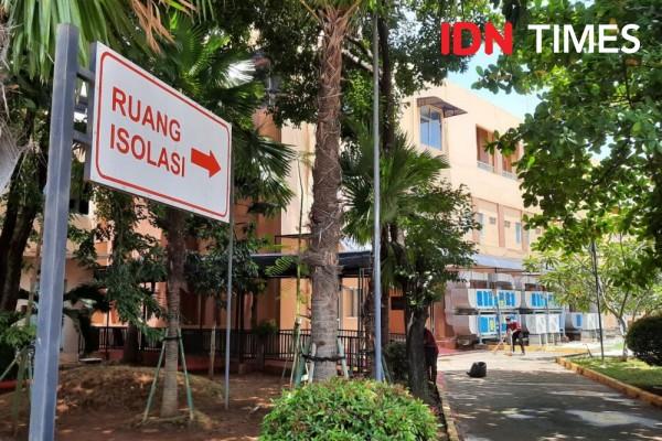 Rumah Sakit Penuh, Pemprov DKI Minta Pusat Tambah Fasilitas di Daerah