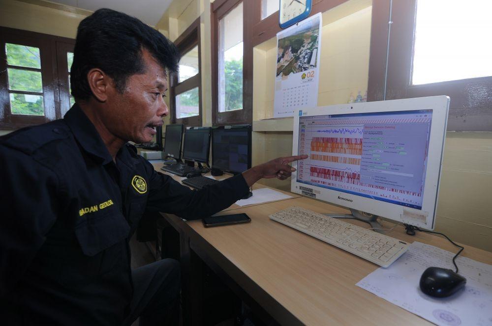 27 Dusun di Jawa Tengah ini Berpotensi Terdampak Erupsi Gunung Merapi