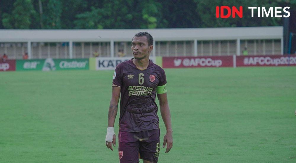 PSM Makassar Belum Pastikan Ferdinand Sinaga Hijrah ke PSMS