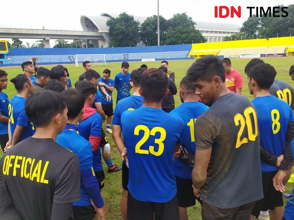 Baru 3 Bulan Menjabat, Manajer Sriwijaya FC Mengundurkan Diri
