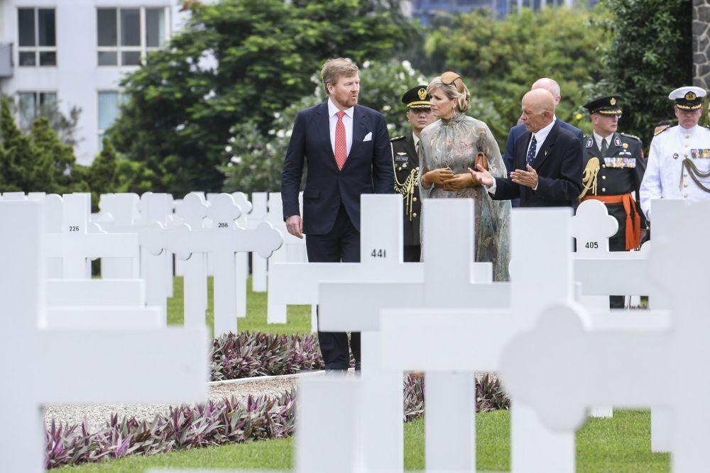 Raja dan Ratu Belanda Batalkan Kunjungan ke Palangkaraya, Kenapa?