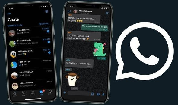 This Striking difference between the Dark mode on Android and iOS
