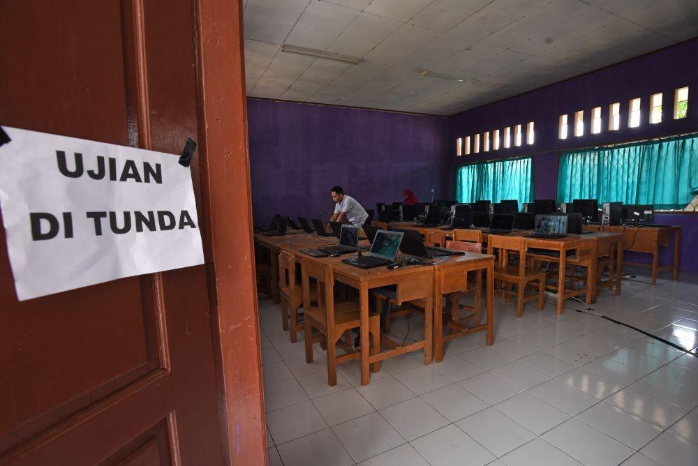 Akibat Virus Corona, DPR dan Kemendikbud Sepakat UN Ditiadakan