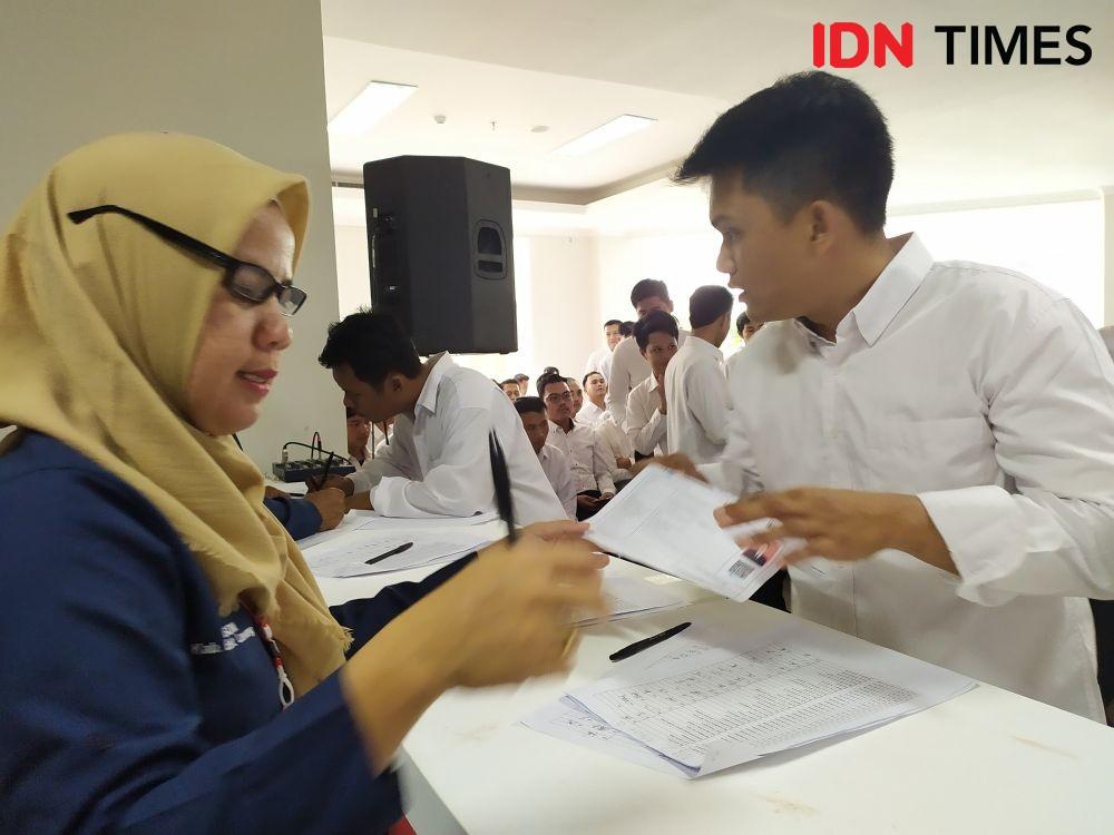Tes SKB Tertunda, namun BKN Sumsel Sebut Pengumuman SKD Sesuai Jadwal
