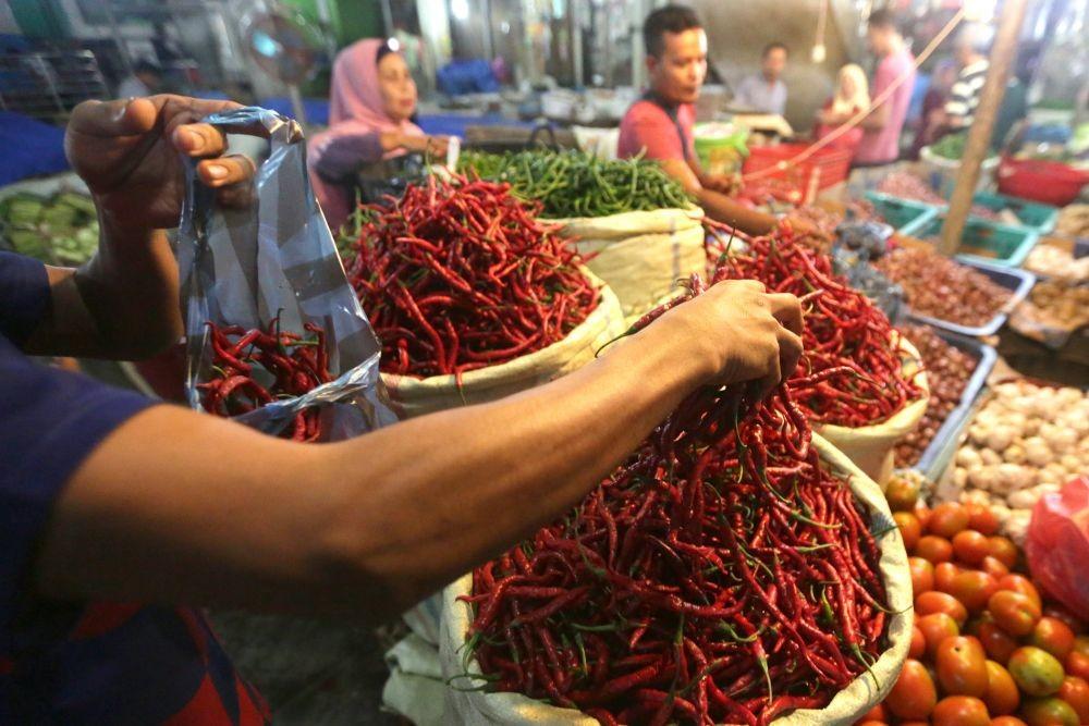 Pandemi COVID-19, Dua Pasar di Tangerang Terapkan Penjualan Online