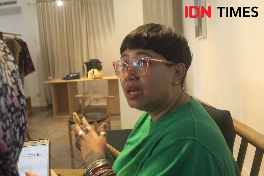 Ika Vantiani & 'It's In Your Hands Collective', Ubah Plastik Jadi Seni