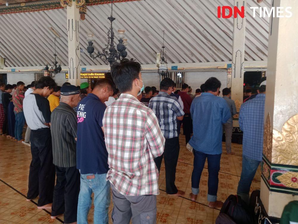 5 Fakta Masjid Gedhe Kauman Jogja, Saksi PerjuanganAgresi Belanda