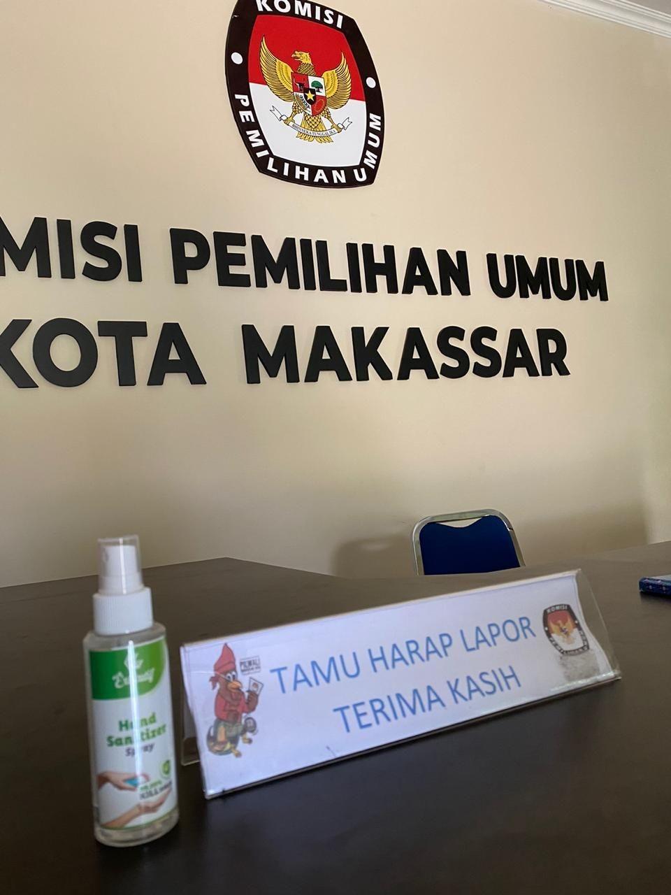 Beredar Hoaks Hasil Survei Paslon Pilkada Makassar, Ini Penjelasan KPU