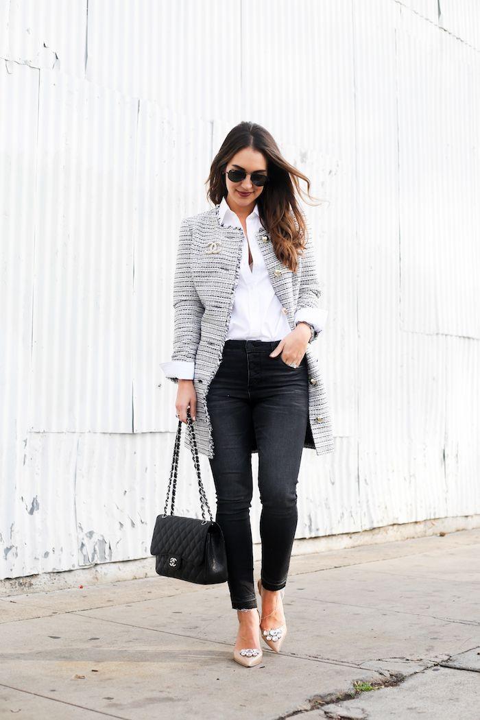 9 Pilihan Style Outfit untuk Hari Pertama Berangkat ke Kantor Baru