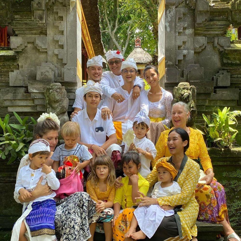 Menganut Hindu, 6 Artis Indonesia Ini Memperingati Hari Raya Nyepi