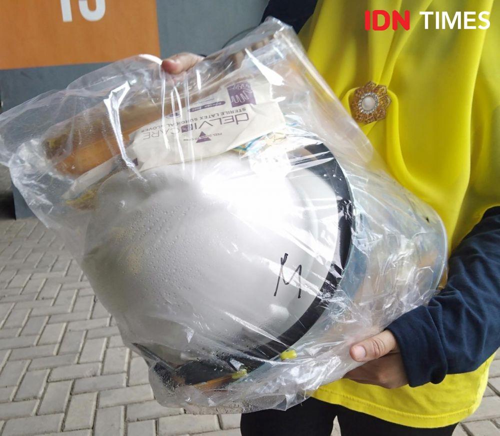 40 Ton Alat Kesehatan Bantuan dari Tiongkok Tiba Malam Ini