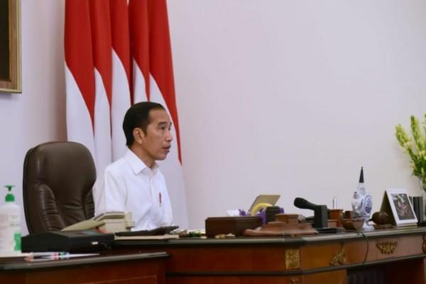 Jokowi Sentil Pimpinan KPK-Menpan RB soal Tes Wawasan Kebangsaan