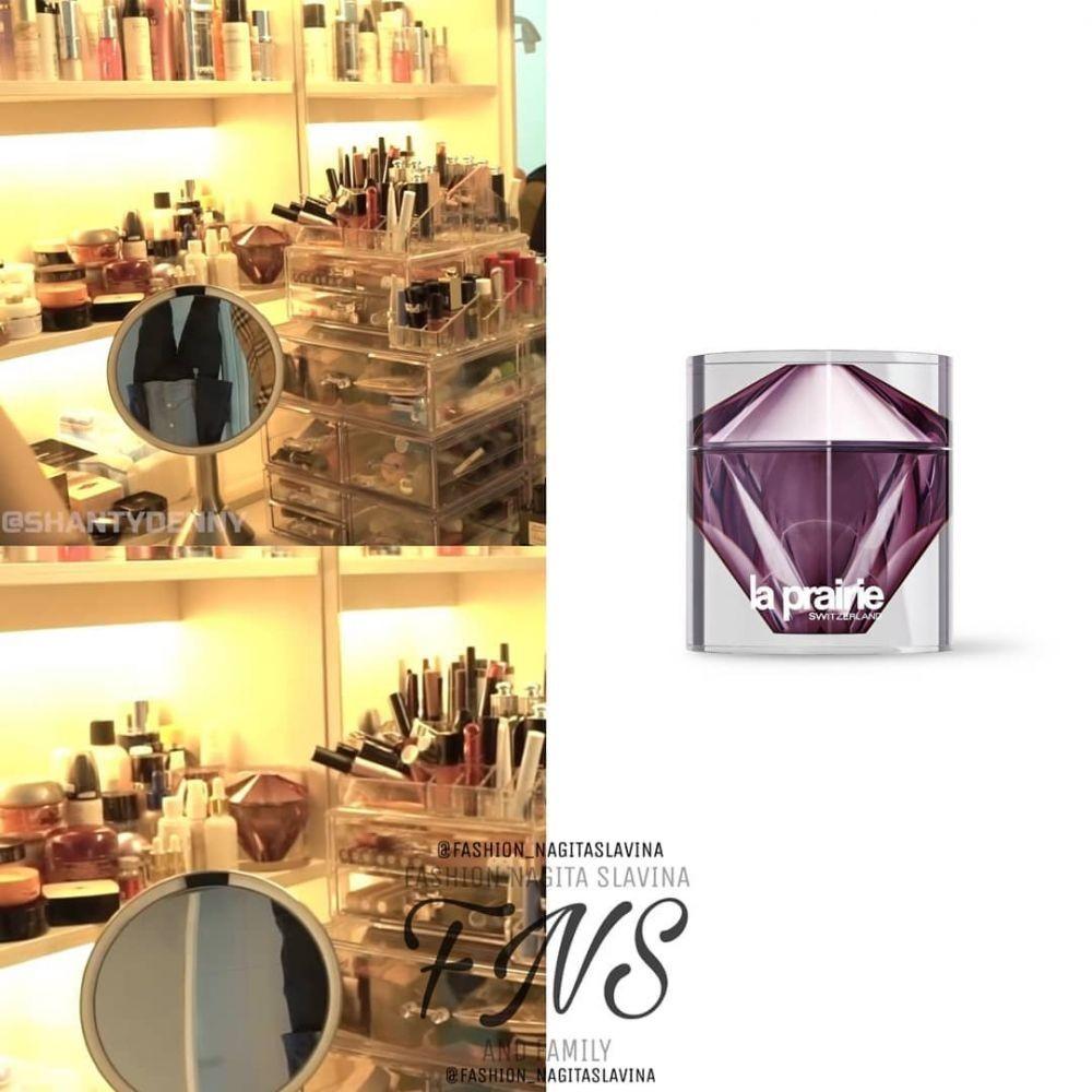 Bikin Melongo, Ini Harga 10 Skincare Nagita Slavina Istri Raffi Ahmad