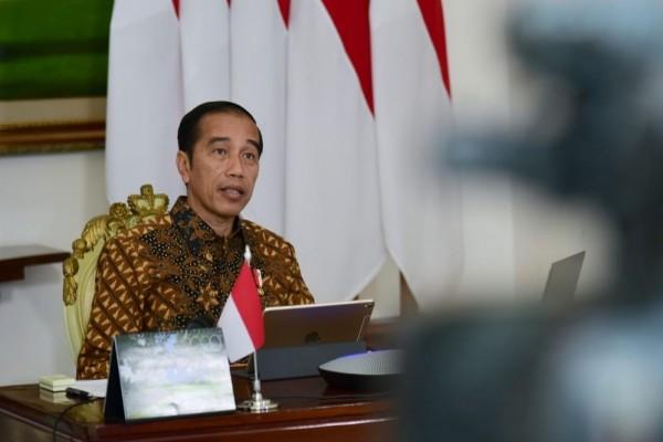 Jokowi Pede Pertumbuhan Ekonomi Bisa 7 Persen Lebih, Ini Alasannya
