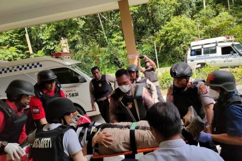 Bentrok dengan KKB, 4 Anggota TNI di Papua Kena Luka Tembak