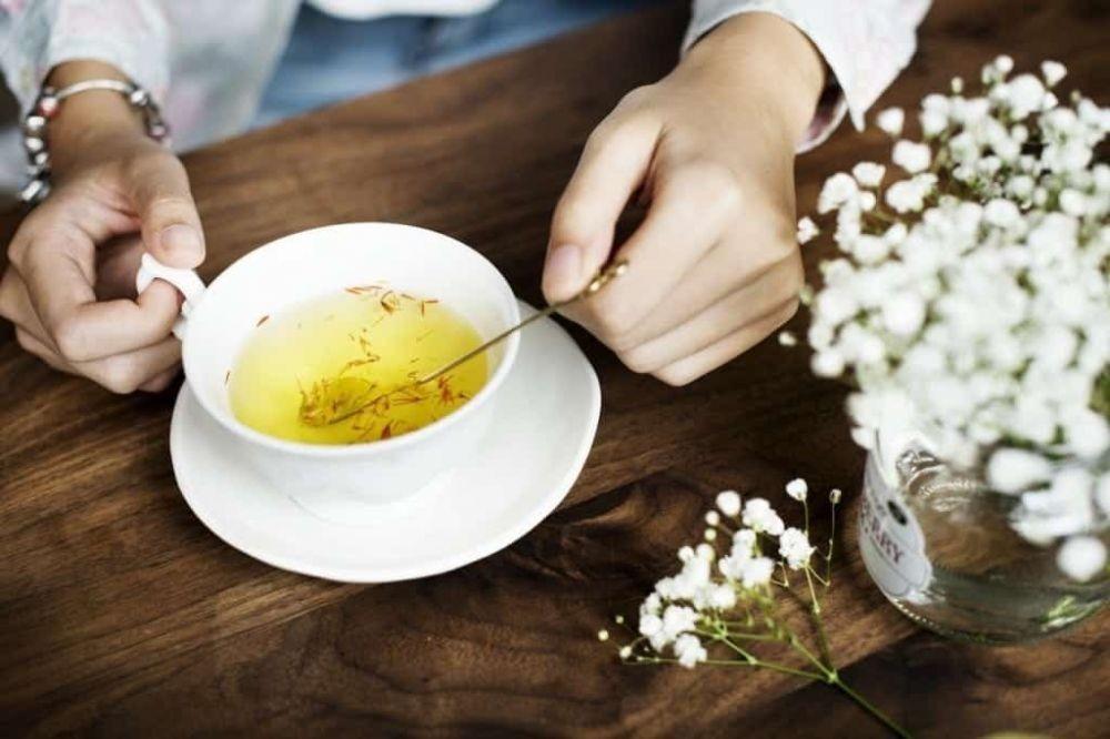 7 Teh Ini Bisa Menurunkan Berat Badan dan Mengurangi Lemak di Perut