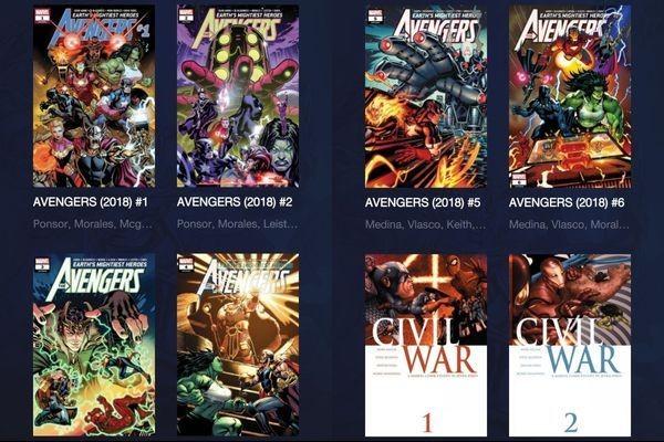 Dukung Physical Distancing, Marvel Gratiskan Komiknya Selama 1 Bulan