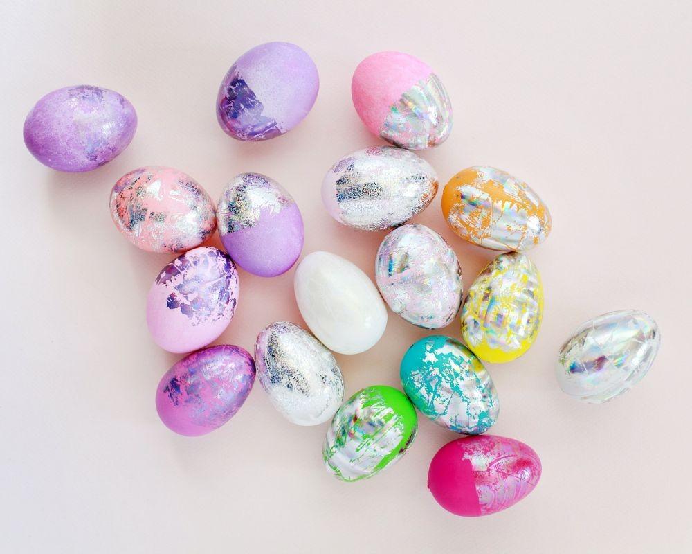 10 Kreasi Telur Paskah yang Unik, Gemesin Banget Bentuknya