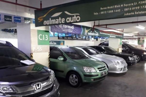 Pilihan Mobil Bekas Terfavorit, Harga Mulai Rp95 Juta