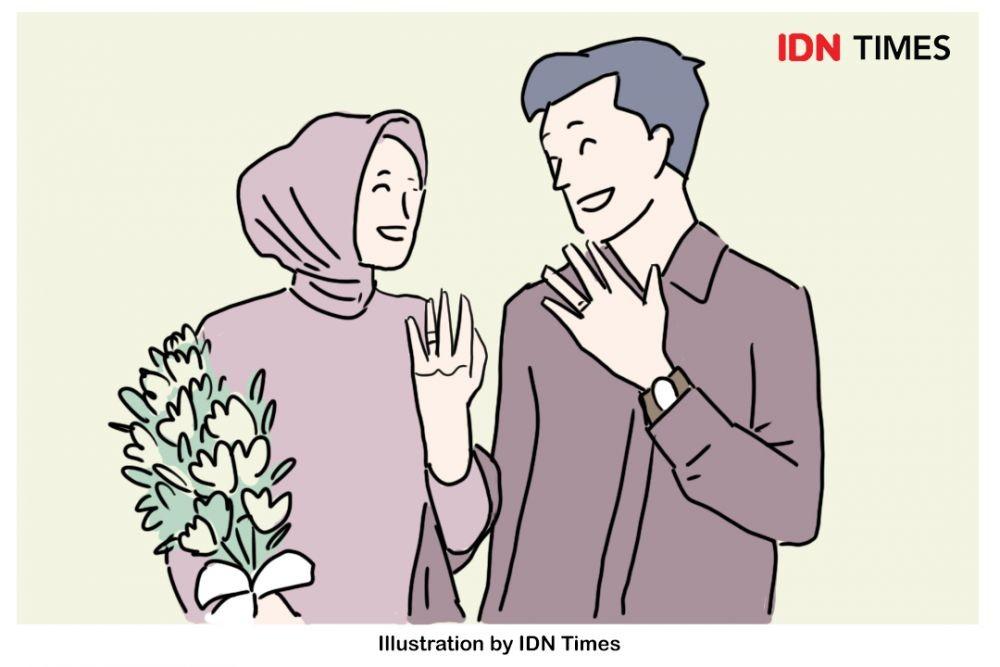 7 Tanda Hubungan yang Realistis dan Bahagia, Gak Terus-terusan Senang!