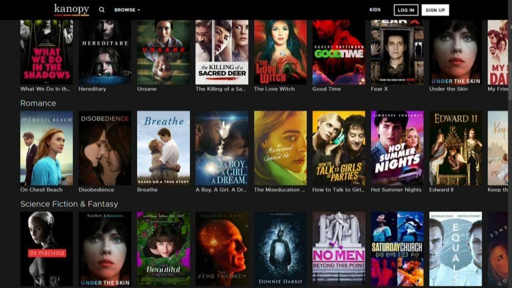 Daftar 7 Situs Streaming Nonton Film Gratis Terbaik, Dijamin Legal!