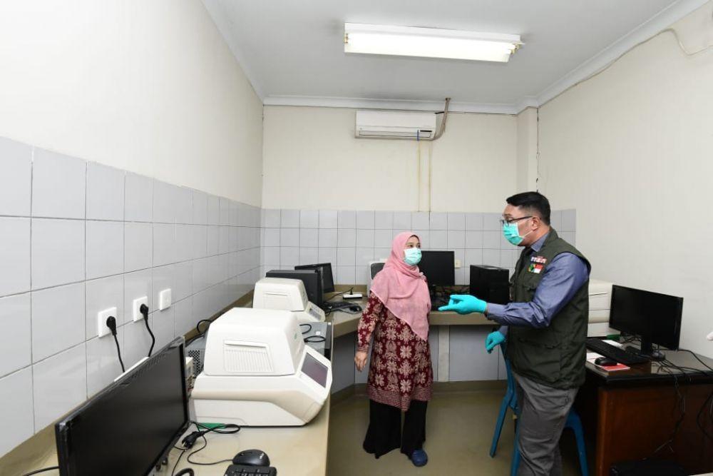 Pemprov Jabar Berencana Gandeng Pihak Swasta untuk Perbanyak Tes Swab