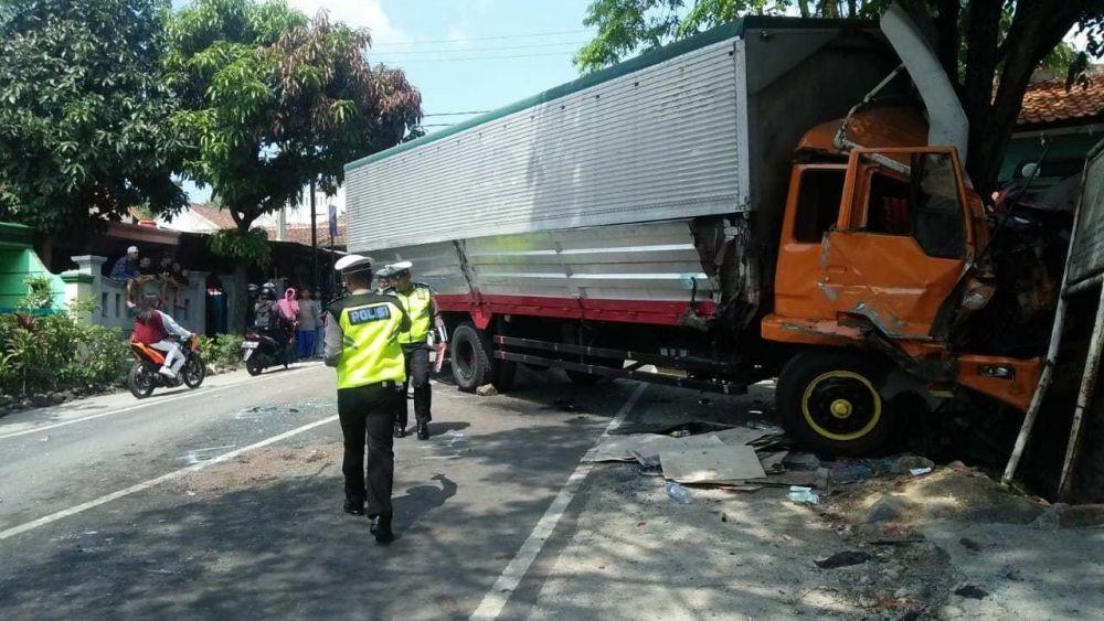 Jasa Raharja Jamin Santunan Korban Kecelakaan Truk di Cianjur