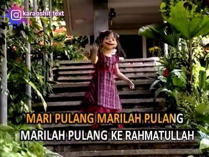 12 Meme Editan Lirik Lagu ala Netizen yang Sarkas tapi Kocak Abis!