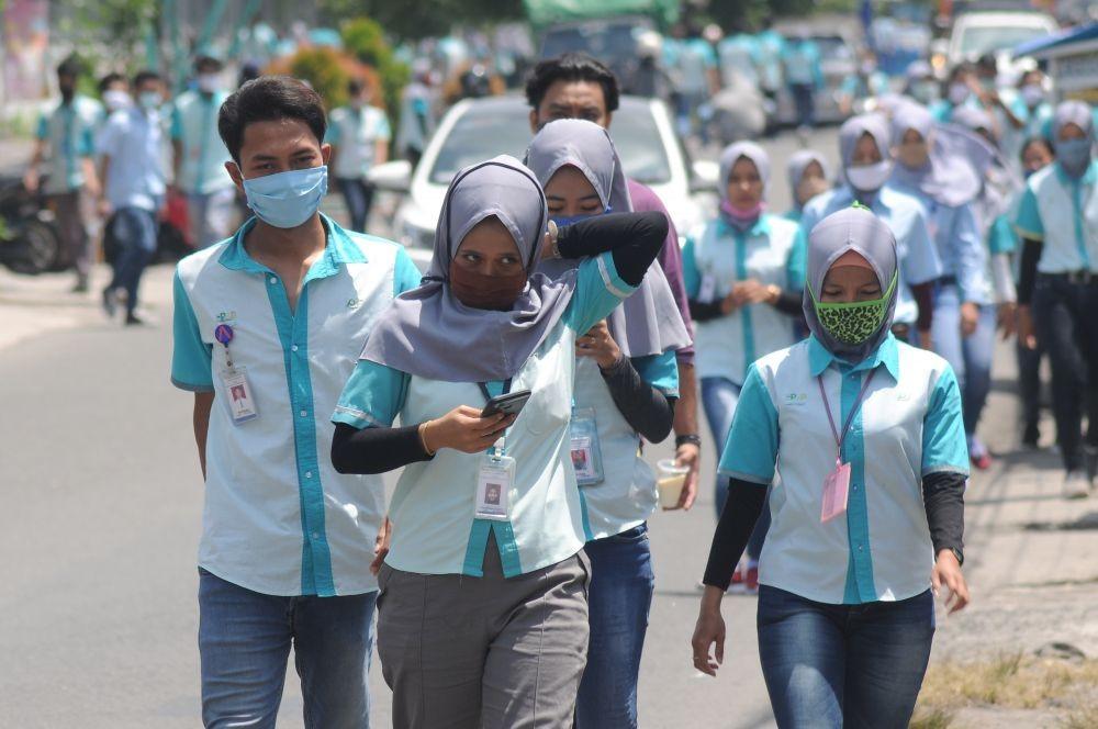 Rayakan May Day, KSPI: Buruh Tetap Aksi Tolak Omnibus Law