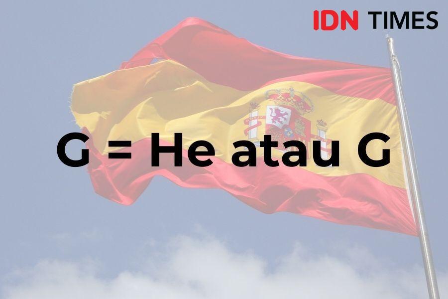 Mau Belajar Bahasa Spanyol? Kenali Dulu Dasar-Dasar Alfabetnya, Yuk!