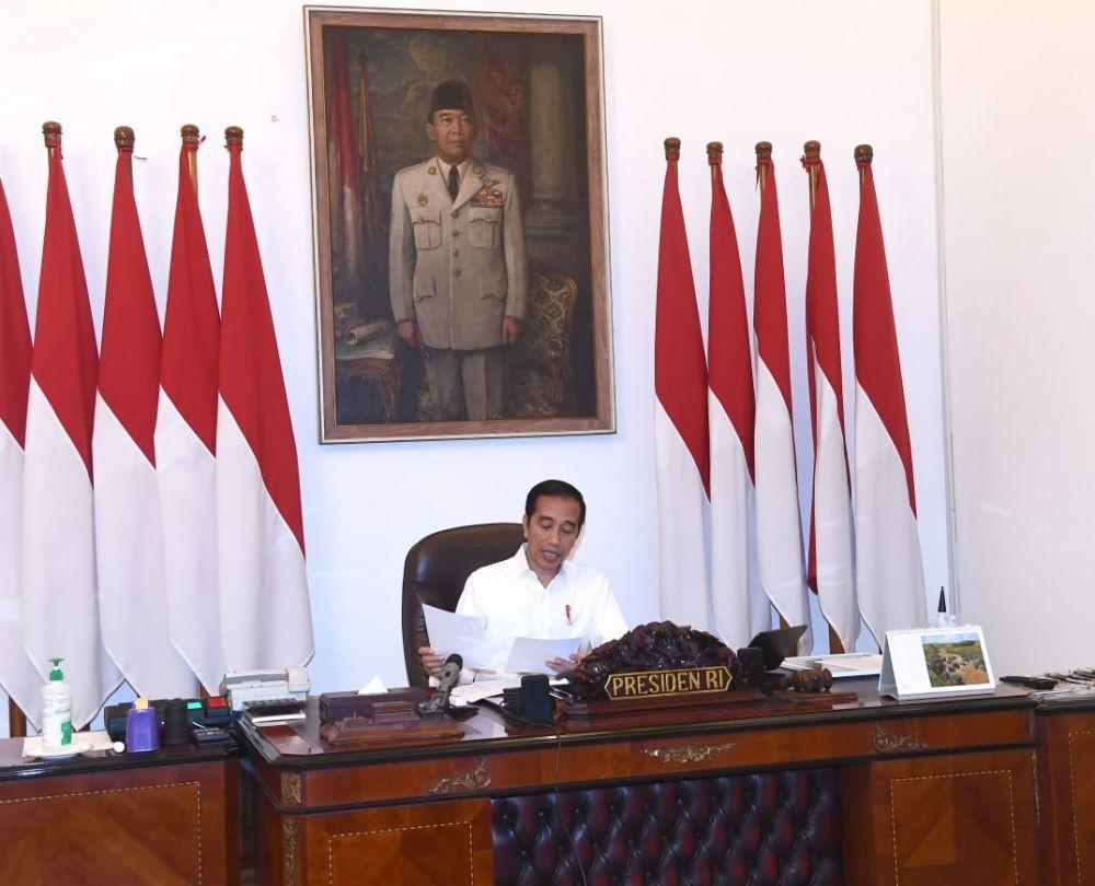 Instruksi Jokowi soal Pembagian Stimulus Ekonomi: Transparan!