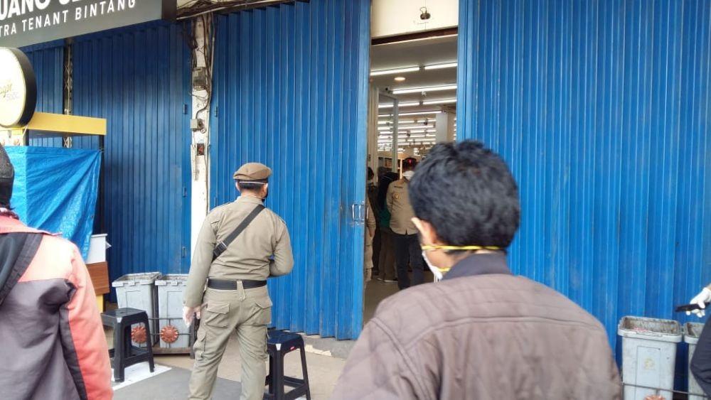 Wagub: Kelabui Petugas, Kafe yang Langgar PSBB Disanksi Lebih Berat