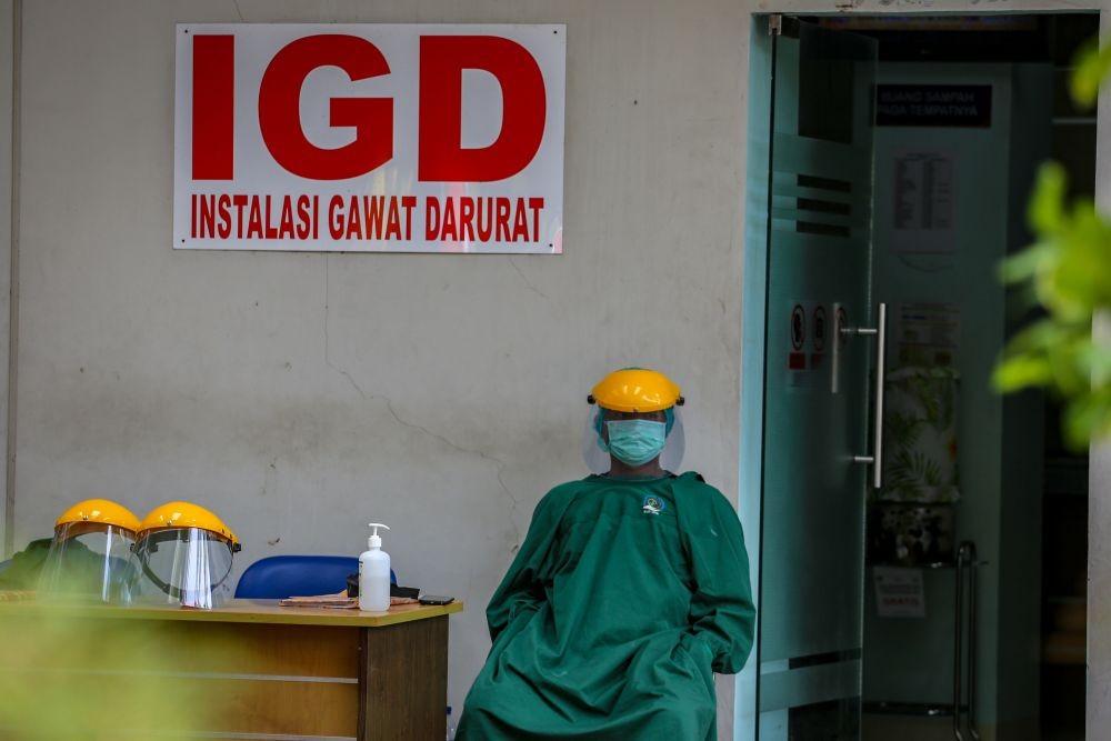 Ketua DPRD: Harus Ada Pemerataan Layanan Kesehatan di Kota Tangerang