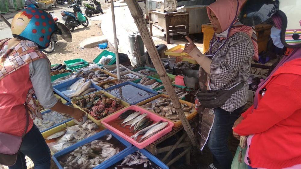 Harga Ikan di Kabupaten Jombang Merangkak Naik pada Ramadan