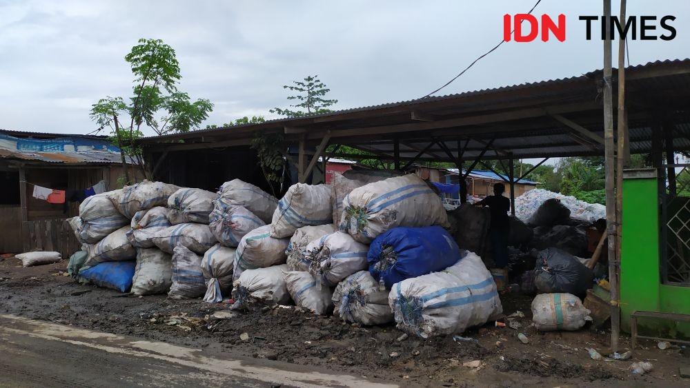 WALHI Soroti Pengelolaan Sampah di TPA Antang: Cuma Ditumpuk