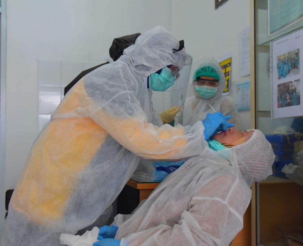 1.065 Sampel COVID-19 Sudah Diuji di Laboratorium BPOM