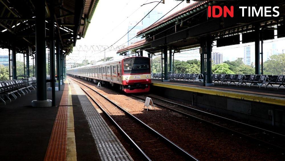 30.470 Orang dari Jakarta Liburan Naik Kereta Api, Ini Strategi KAI