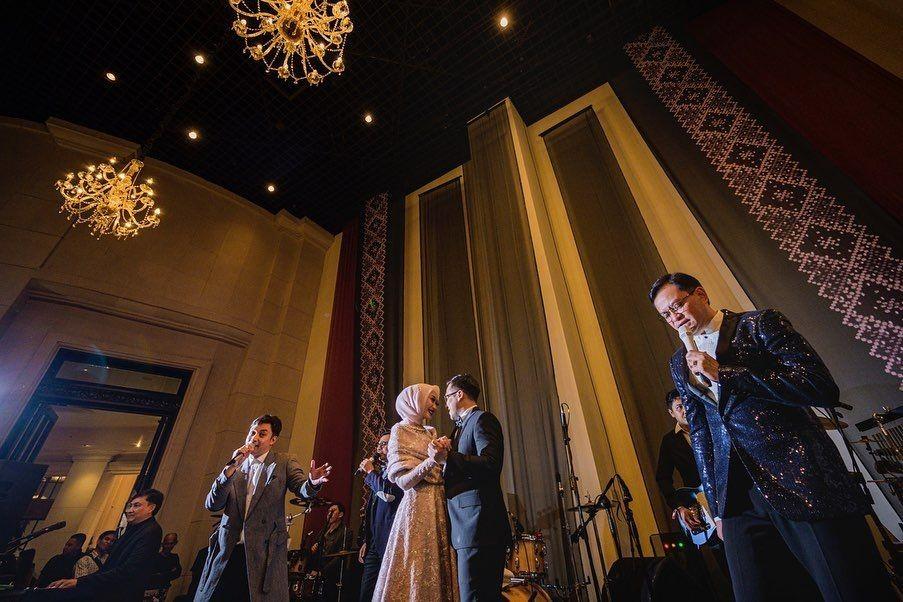 10 Potret Mewah Pernikahan Kedua Dian Pelangi dengan Pria Malaysia