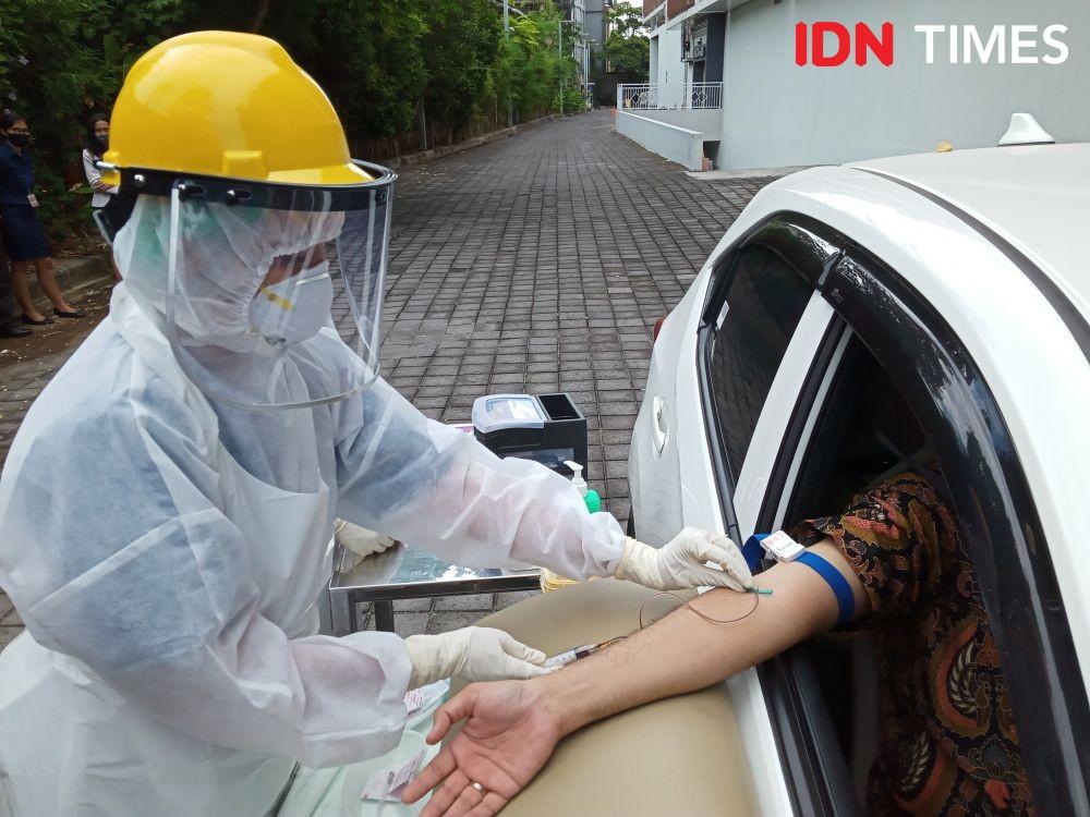 Indonesia Catat 23.165 Kasus COVID-19, Total 5.877 Orang Sembuh!