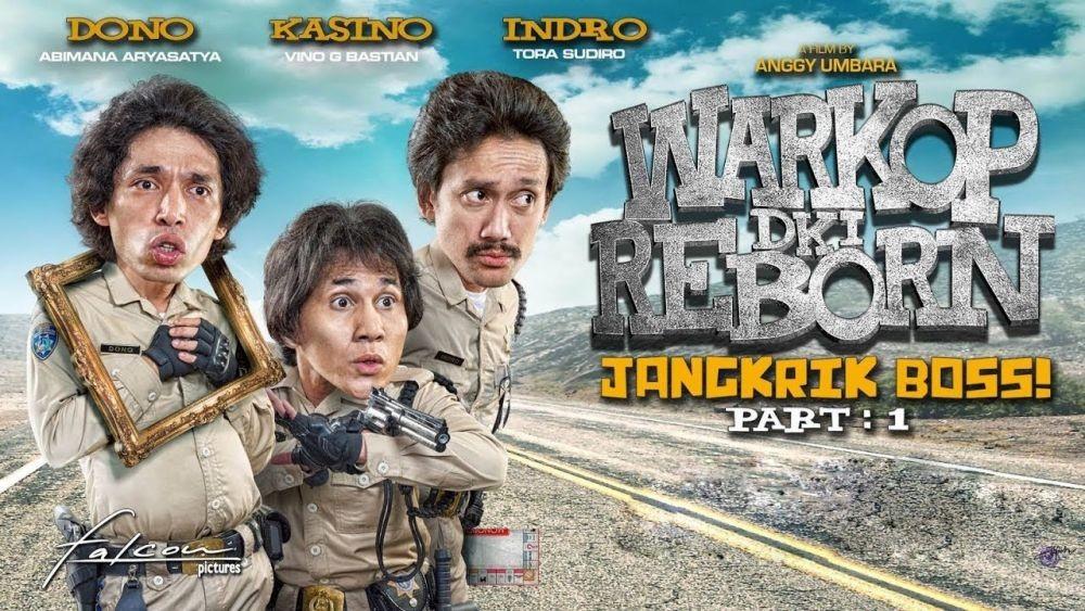 Jadwal Program Spesial Lebaran SCTV, Seru dengan Film Indonesia
