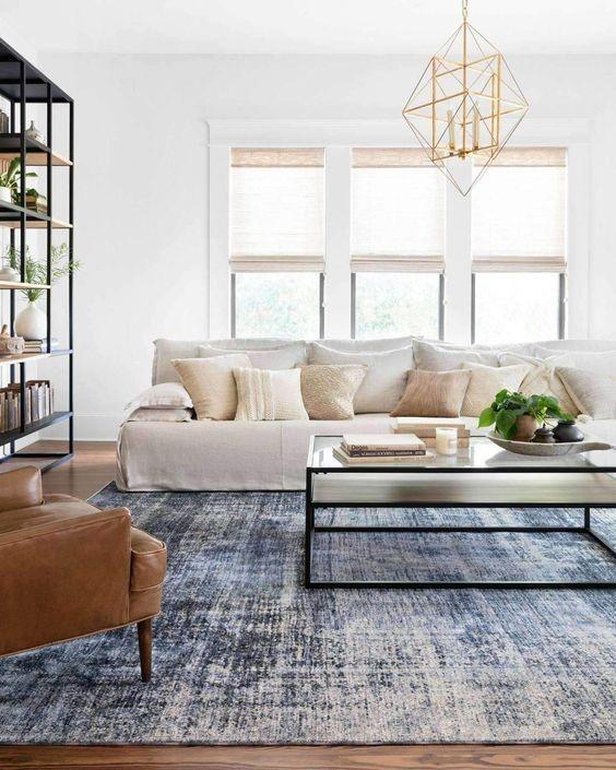 10 Ide Percantik Rumah dengan Karpet, Jadi Makin Estetik!