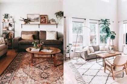 10 Ide Percantik Rumah Karpet, Jadi Makin Estetik