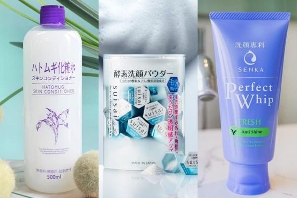 6 Rekomendasi Skincare Asal Jepang untuk Atasi Komedo Membandel