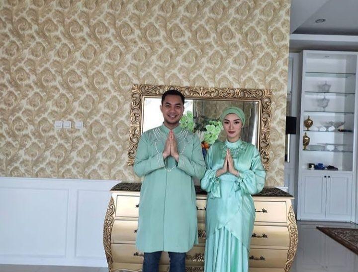 Nikah Rasa Pacaran, Adu Mesra Zaskia Gotik & Siti Badriah dengan Suami