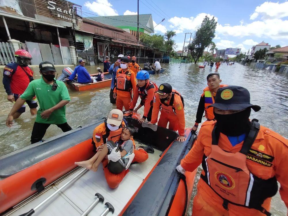 BMKG Ingatkan Potensi Banjir di Kawasan Pesisir, Belaku27-28 Mei