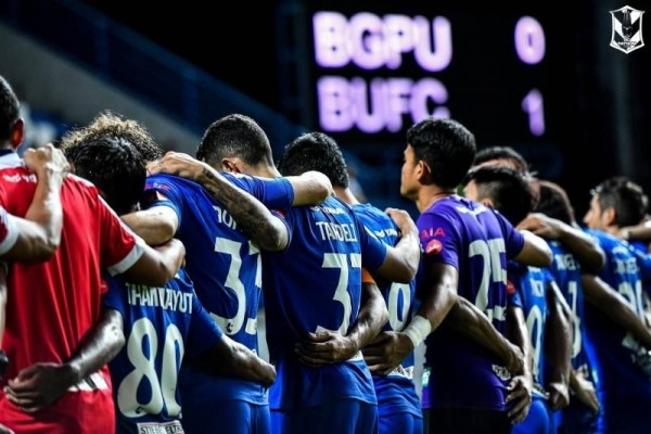 Mengenal BG Pathum United, Kolektor Bintang di Thai League 1 2020