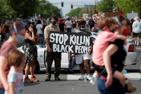 Rusuh, Ini 5 Fakta soal Protes Kematian George Floyd di Minneapolis