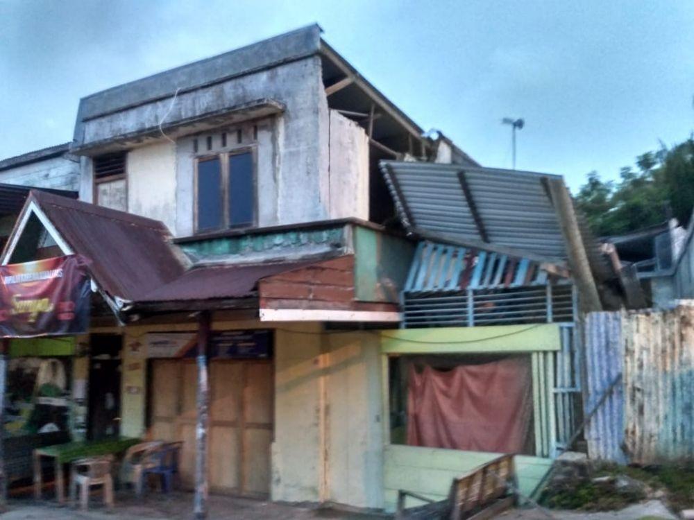 BNPB Masih Mendata Kerusakan Akibat Gempa Aceh Pagi Ini
